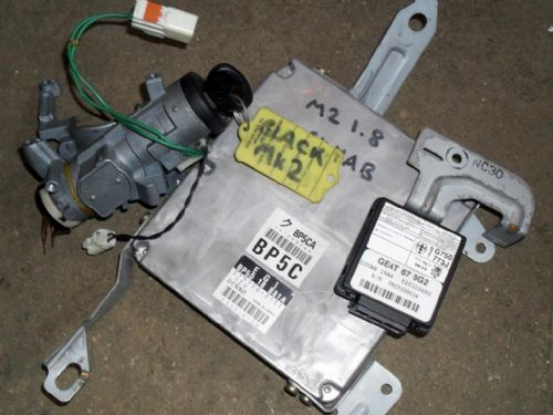 ECU, BP5C, with Immobiliser set, Mazda MX-5 mk2 1.8